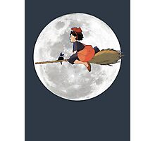 Kiki's Delivery Service (1989) Photographic Print