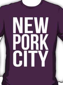 Mother 3 - New Pork City! T-Shirt