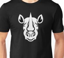 Look At Me Rhino Unisex T-Shirt