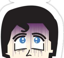 Kryptonite Plumb-bob Sticker