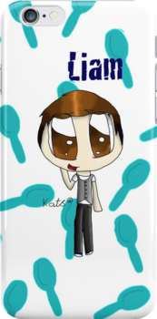 Chibi Liam from One Direction by SpottiClogg