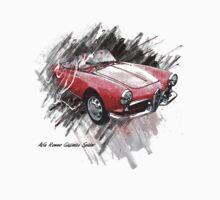 Alfa Romeo Giulietta Spider by Svetlana Sewell