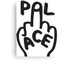 palace finger Canvas Print