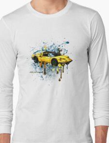 Ferrari Dino 246 GTS Long Sleeve T-Shirt