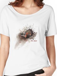 Fiat Classic Women's Relaxed Fit T-Shirt
