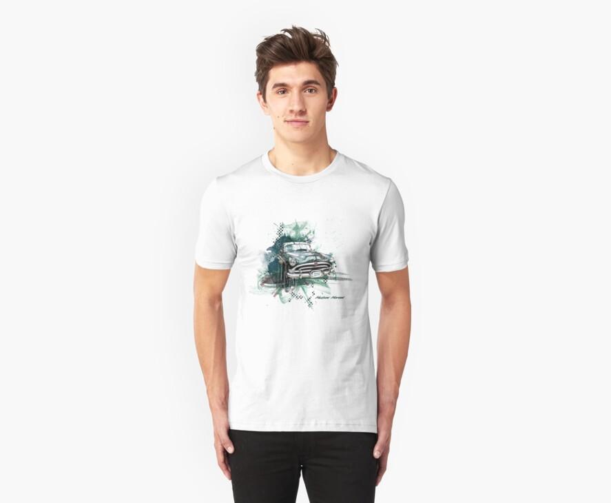 Hudson Hornet by Svetlana Sewell