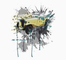 MG TC Roadster by Svetlana Sewell
