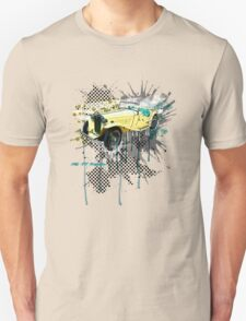 MG TC Roadster Unisex T-Shirt