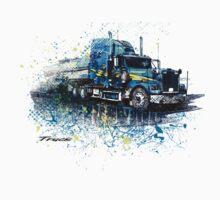 Truck by Svetlana Sewell