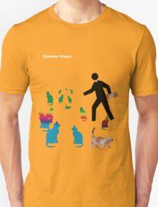 Dyslexic Preist.. Unisex T-Shirt