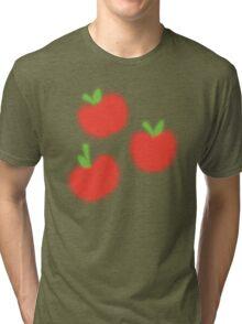 AppleJack Glow Tri-blend T-Shirt