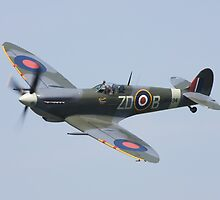 Supermarine Spitfire by mooneyes