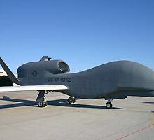 UAV Global Hawk by mooneyes