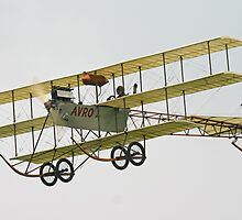 Avro Triplane by mooneyes