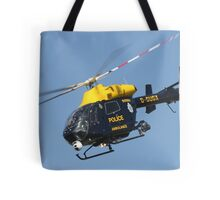 The Sussex police helicopter Tote Bag