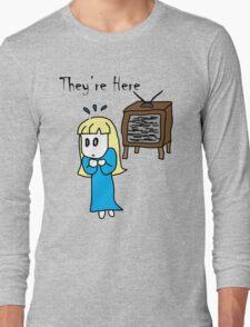 Poltergeist SD Tee Long Sleeve T-Shirt