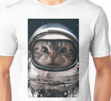 Space Catet Unisex T-Shirt