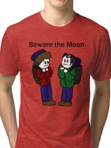 American Werewolf SD Tee Tri-blend T-Shirt