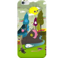 The Sloorp Universe iPhone Case/Skin