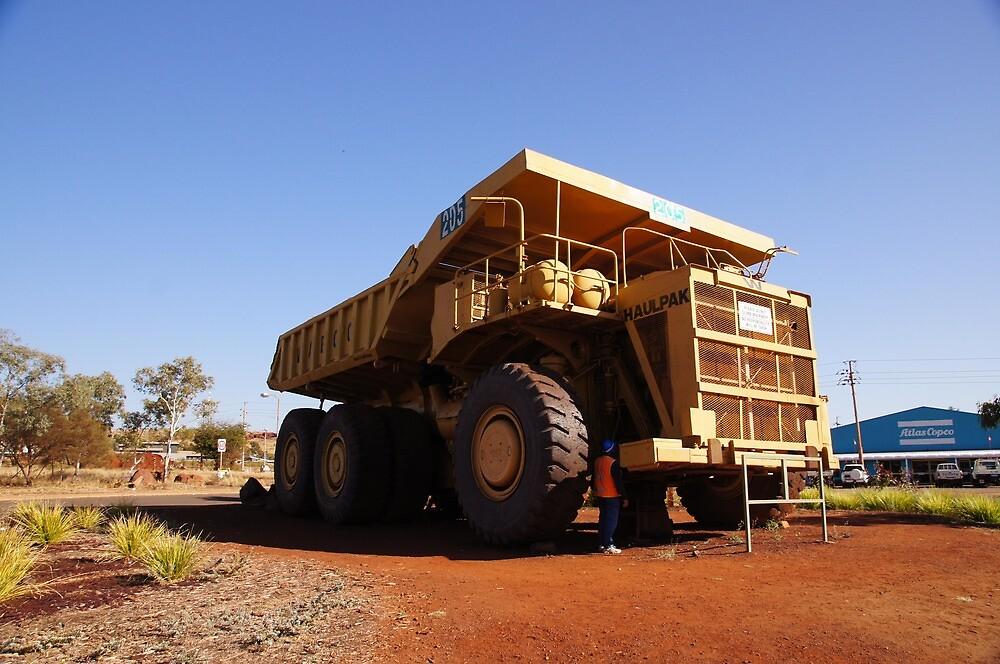 200 tonne Wabco Ore Truck by georgieboy98