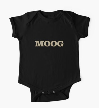 Vintage Moog One Piece - Short Sleeve