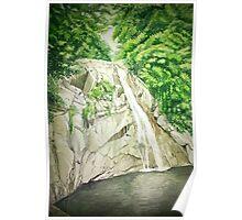Maribina Falls formerly known as Marinawa Poster