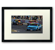 Touring car masters Framed Print