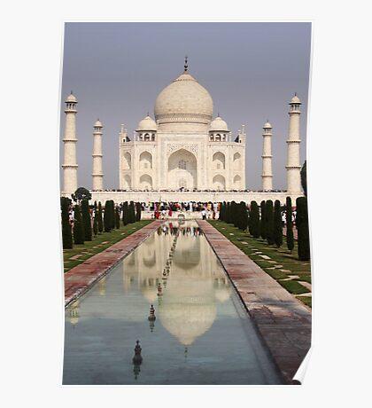 The Taj Poster