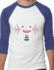 Pokemon - Wooper / Upah Men's Baseball ¾ T-Shirt