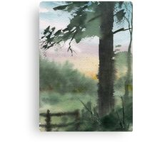 Plein Air 10 Canvas Print