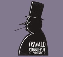 Oswald Cobblepot Presents by Adho1982