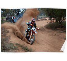 Brad Williscroft, Hattah Desert Race 2012 Poster