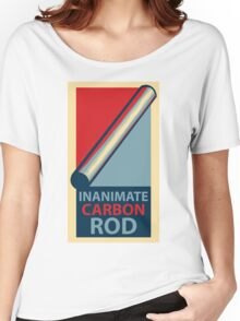 Inanimate Carbon Rod Women's Relaxed Fit T-Shirt