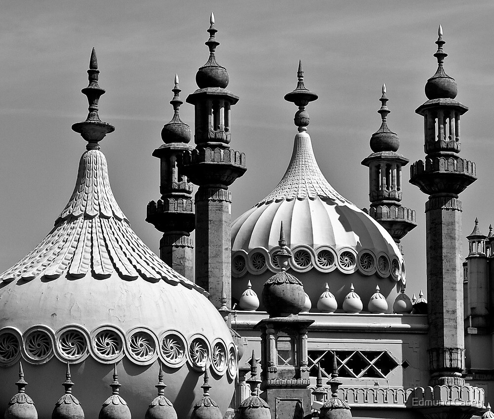 Minarets by Edmund Selous