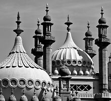 Minarets by Edmund Selous