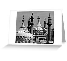 Minarets Greeting Card