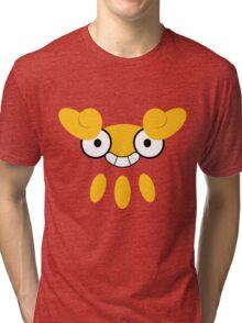 Pokemon - Darumaka / Darumakka Tri-blend T-Shirt