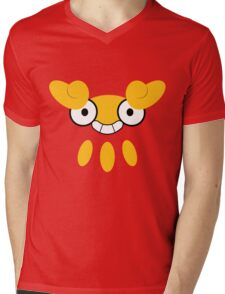 Pokemon - Darumaka / Darumakka Mens V-Neck T-Shirt