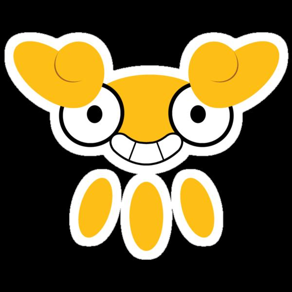 Pokemon - Darumaka / Darumakka by zefiru