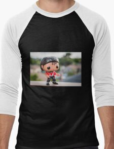 Beat it Men's Baseball ¾ T-Shirt