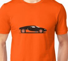 2010 Bugatti Veyron 16.4 Super Sport World Record Edition Unisex T-Shirt