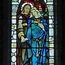 Kilmore Stained Glass 4 by WatscapePhoto