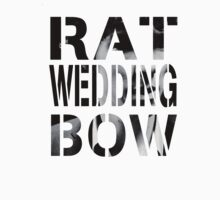 Rat. Wedding. Bow. by vivianz