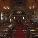 Kilmore Church Interior, Dervaig by WatscapePhoto