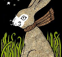 Happit Hare  by Anita Inverarity