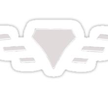 Universe Chevron Sticker
