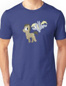 The Doctor and his companion Unisex T-Shirt