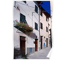 Laterina, Tuscany, Italy Poster