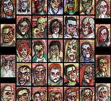 zombies 1-50 by byronrempel