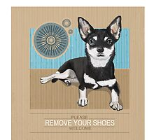 Remove Your Shoes... by delaroca